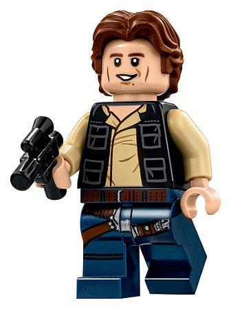 Boneco Lego Han Solo Star Wars
