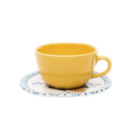Xícara de Chá com Pires 200ml Siciliano (unidade)