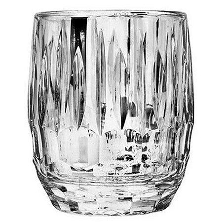 Jogo de 6 Copos para Whisky Cristal Glasgow