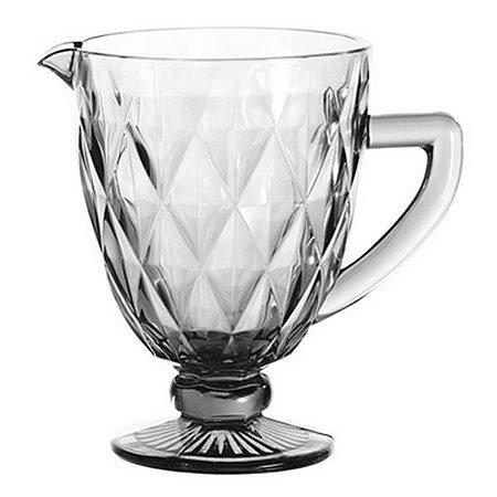 Jarra de Vidro 1 litro Cristal Diamond