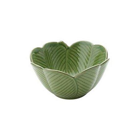 Bowl Folha de Bananeira Pequeno 13 cm