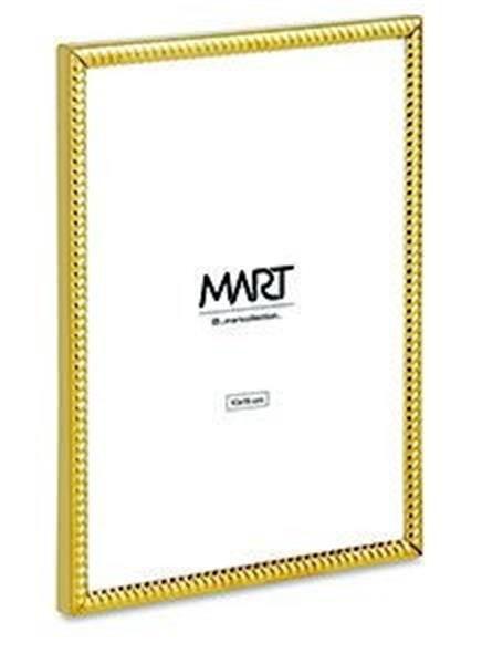 Porta Retrato Dourado 10x15 cm