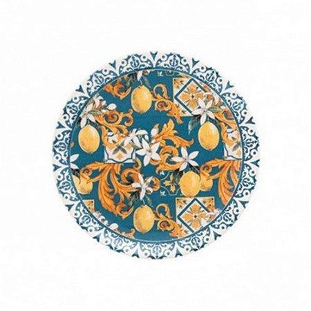 Prato Sobremesa 19cm Siciliano