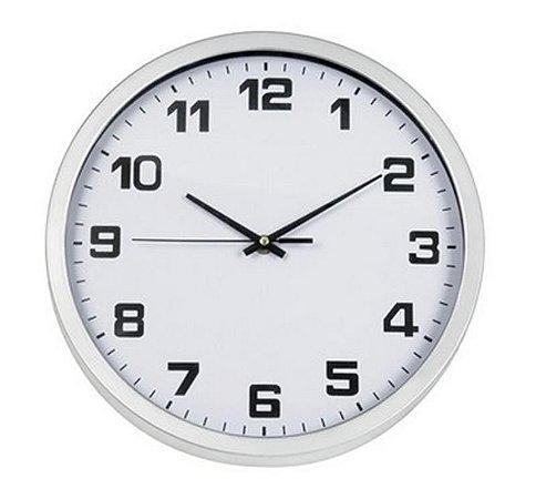 Relógio Parede White
