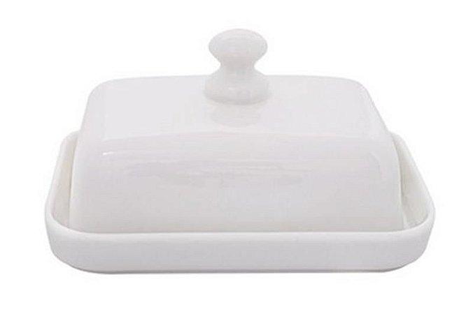 Manteigueira Porcelana 15,2CM