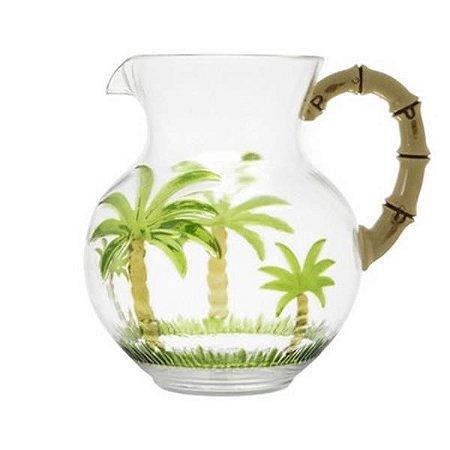 Jarra Palm Tree Acrílico