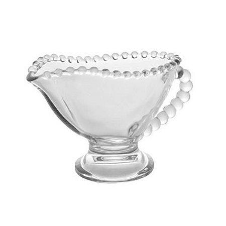 Molheira Cristal Pearl 13x7x9cm 140ml