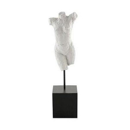 Escultura Corpo Feminino em Poliresina
