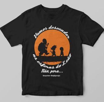 Camiseta Dragon Ball Hakuna Matata