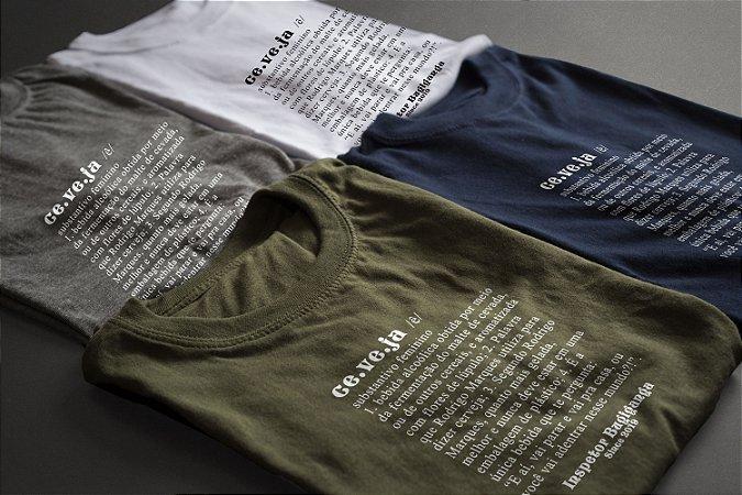 Camiseta Ceveja
