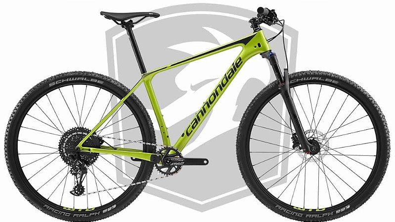 Bicicleta Cannondale FSI Carbon 5 2019