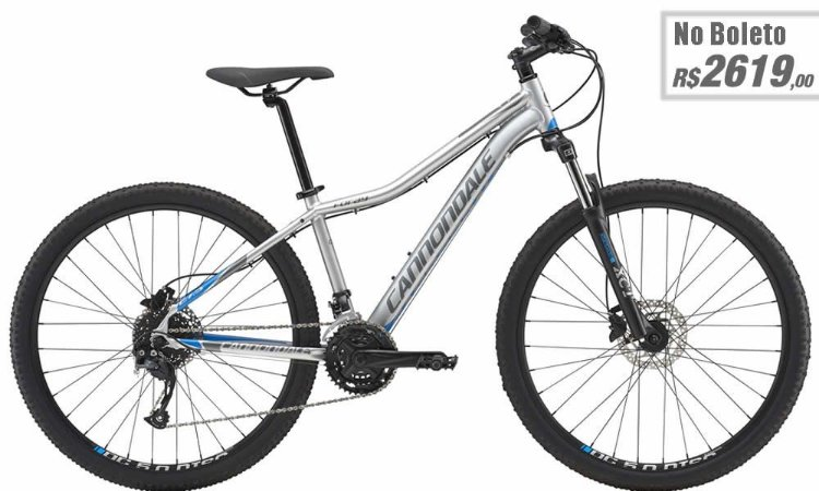 Bicicleta Cannondale Foray 2 27,5