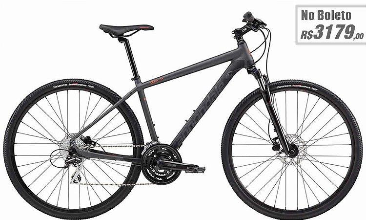 Bicicleta Cannondale Quick 4 CX
