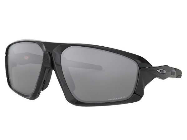 Óculos Oakley Field Jacket Polished Black Prizm Black Polarized