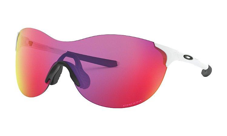 Óculos de Sol Oakley Evzero Ascend Polished White Prizm Road oo9453-0237