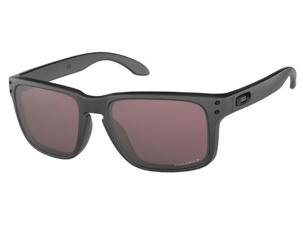Óculos Oakley Holbrook Steel Collection Prizm Daily Polarizado