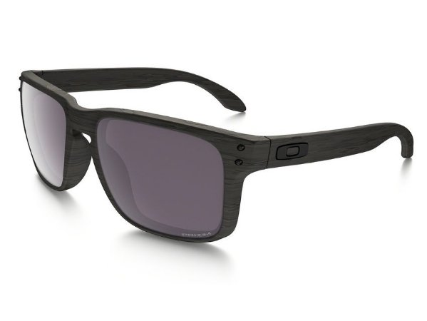 Óculos Oakley Holbrook Woodgrain Prizm Daily Polarizado