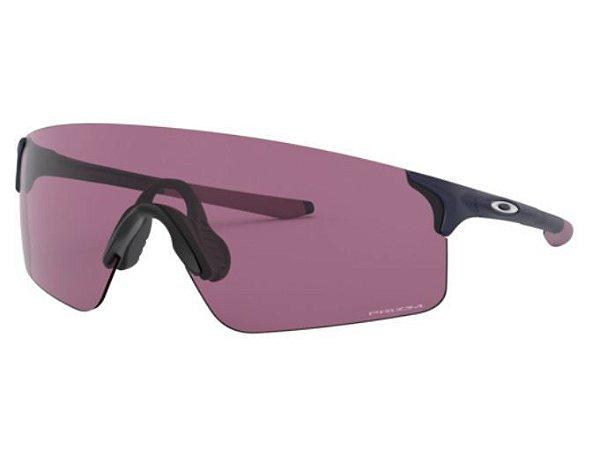 Óculos Oakley Evzero Blades Matte Navy Prizm Indigo