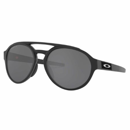 Óculos Oakley Forager Matte Black Prizm Black Polarizado