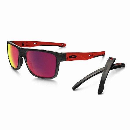 Óculos Oakley Crossrange Black Ink Prizm Road