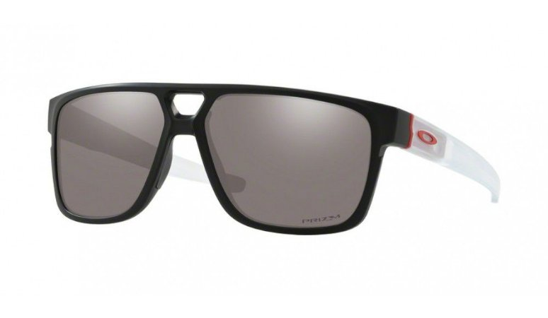 Óculos Oakley Crossrange Patch Matte Black Prizm Black
