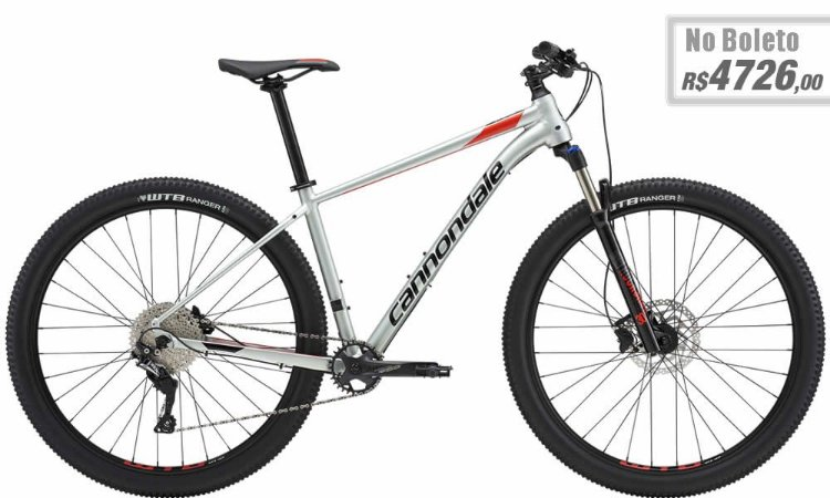 Bicicleta Cannondale Trail 4 29 (2019)
