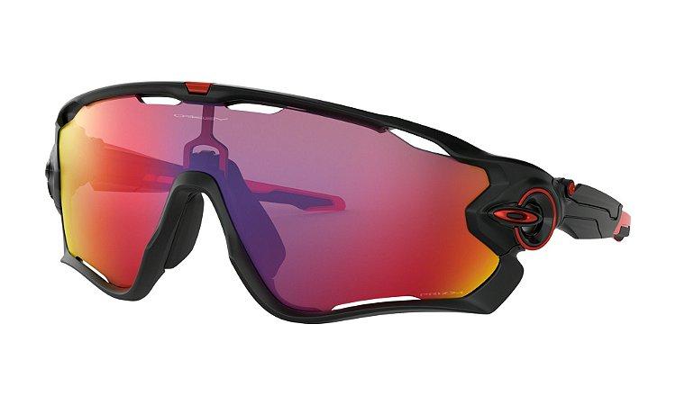 Óculos Oakley Jawbreaker Matte Black Prizm Road