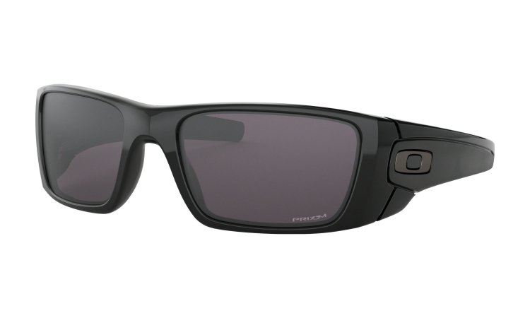 Óculos de Sol Oakley Fuel Cell Polished Black Prizm Grey OO9096-K260