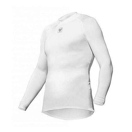 Camisa Segunda Pele Skin Fit Manga Longa