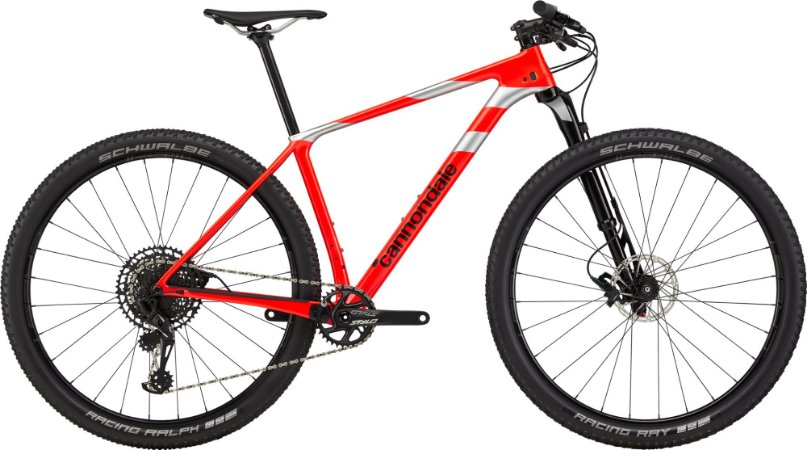 Bicicleta Cannondale FSI Carbon 3