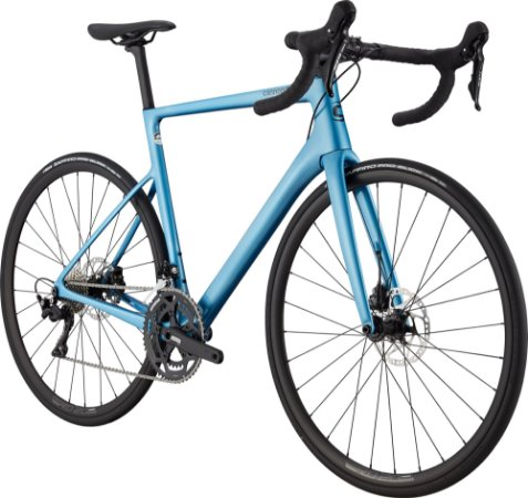 Bicicleta Cannondale SuperSix Evo Carbon 105 2021
