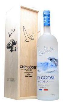 Vodka Grey Goose 4,5 Litros