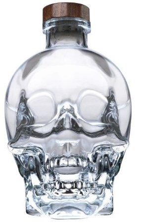 Vodka Crystal Head 750 ml