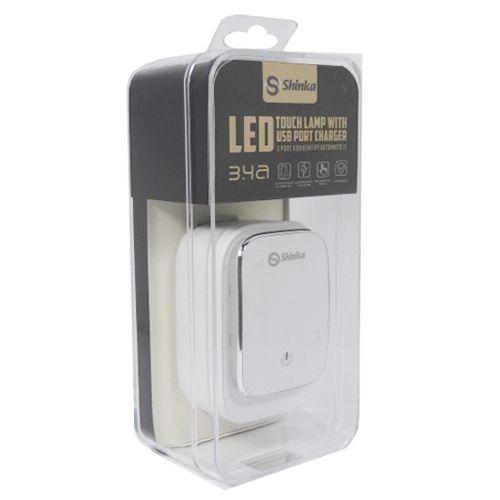 Carregador iPhone 3 Usb E Touch Led