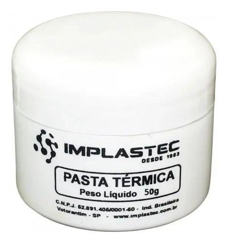 Pasta Termica Implastec 50g