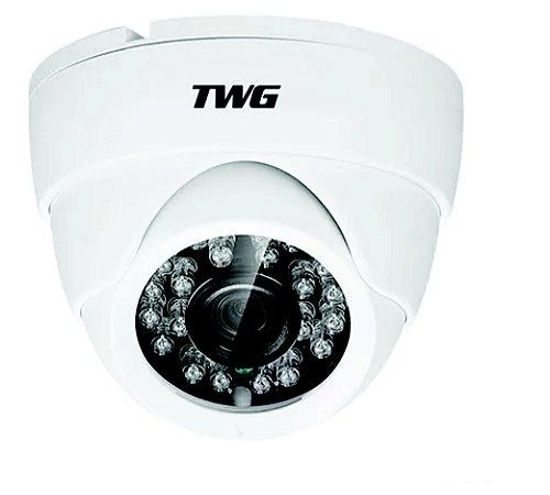Câmera Dome 4x1 Ahd/cvi/tvi/analógico 1mp Tw-7602 Twg