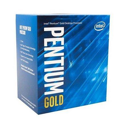 Processador Intel G5400 Pentium Gold