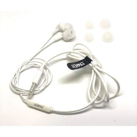 Fone De Ouvido Stereo Earphones Lelong Le-0213