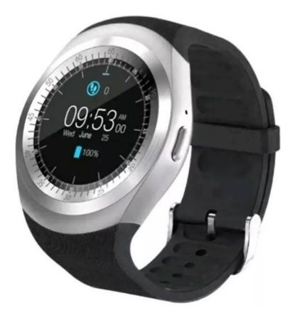 Relógio Inteligente Smart Watch TR02 Tomate
