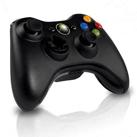 Controle Xbox 360 Wireless Sem fio