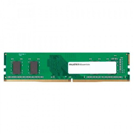 Memória Desktop Mushkin Essentials 4GB DDR4 2666 1.2V MES4U266KF4G