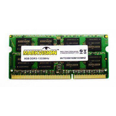 MEMÓRIA NOTEBOOK 8 GB DDR3 1333 MARKVISION