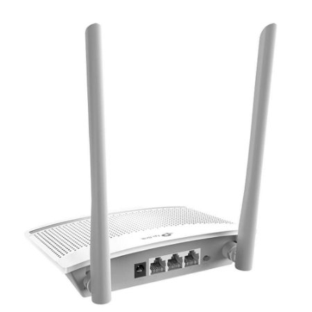 Roteador Tp-link Tl-wr820n Wireless 300mbps 2 Antenas
