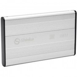 "Case para HD de Notebook - 2,5"" HDD, USB 3.0 SHINKA"