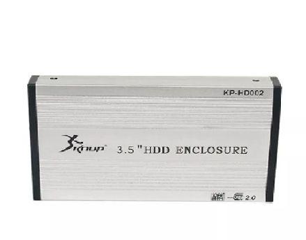 Case Externa Hd Sata 3.5 Knup - Usb 2.0 KP-HD002
