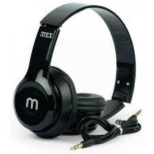 Headphone Fold Altomex A-866 Preto