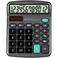 Calculadora de Mesa PS-6837B Hoopson