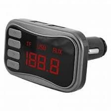 Car FM Charger Large-Display KCB-902 Kbroad