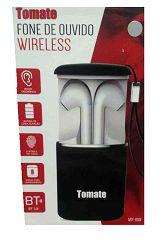 Fone de Ouvido Wireless Bluetooth Tomate - MTF-800I