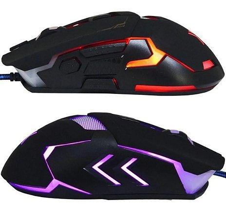 Mouse Gamer X-Soldado - Infokit GM-720